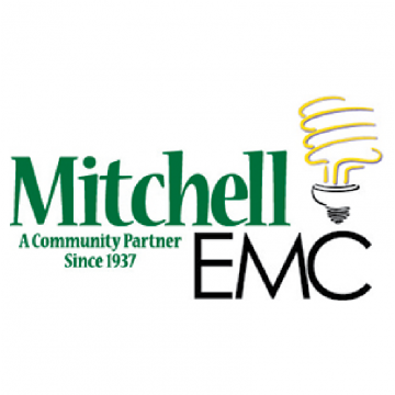 Mitchell EMC Logo - Brooks