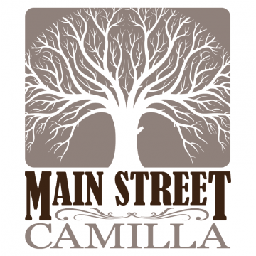 Main Street Camilla Logo - Brooks