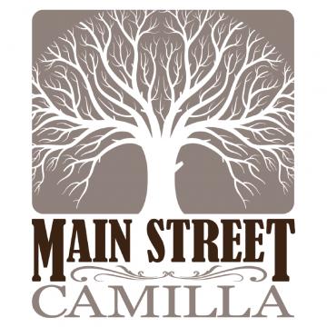 Main Street Camilla Logo - Brooks