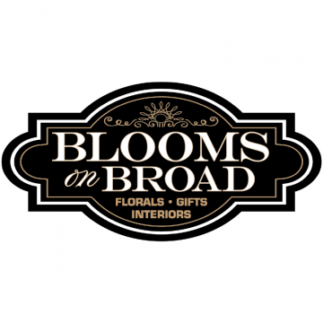 Blooms On Broad Logo - Brooks