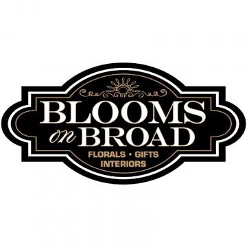 Blooms On Broad Logo - Brooks