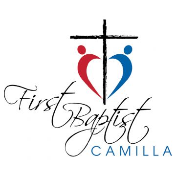 First Baptist Camilla Logo - Brooks