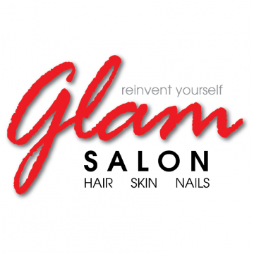 Glam Salon Logo - Brooks