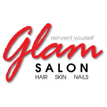 Glam Salon Logo - Brooks