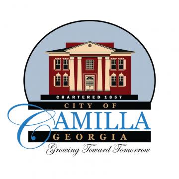 City of Camilla Logo - Brooks