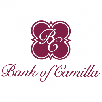 Bank of Camilla Logo - Brooks