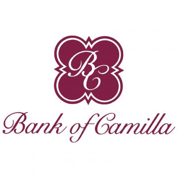 Bank of Camilla Logo - Brooks