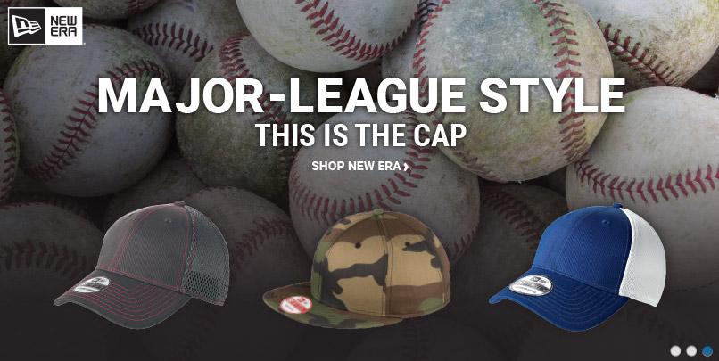 Major League style brooks