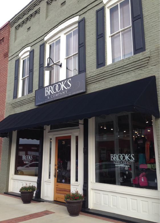 Brooks & Company Store Front